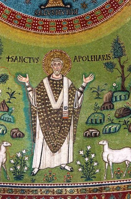 Roman Christian-ness or Christian Roman-ness? The Apse Mosaics of Santa Pudenziana